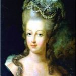 マリーアントワネット⑤ 髪形~アントワネット考案!奇抜で斬新な「盛髪ヘア」とは?果物、花瓶、人形、鳥かご 、軍艦や庭園の模型まで!奇抜すぎるヘアスタイルの数々をご紹介します。