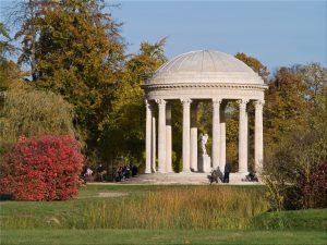 Chateau de Versailles - Jardins du Petit Trianon - Temple de l'Amour