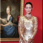 木村佳乃さん きらめく金色のドレスで『マリーアントワネット展2016~2017』のオフィシャルサポーターに☆ 女優である彼女の美貌の秘訣は?