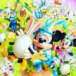 東京ディズニーランド「ディズニーイースター2017」☆限定グッズ、スーベニアなどフードメニュー、期間、見どころ、通販などイベント情報まとめ♪新パレード「うさたま大脱走!」にズートピアも注目!春はディズニーリゾート(TDL)へGO!