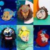 ダニエル・ニコルのディズニーコラボアイテムがレア可愛い!美女と野獣、ティンカーベル、白雪姫、フランダー・・ショルダーバッグがニューヨーカーやセレブに人気!口コミや評判、通販も♪