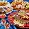 ディズニーホテルのクリスマス2017♪レストランのディナー&ランチビュッフェ、コース、ケーキやデザート・・人気のクリスマスメニューや宿泊プラン勢揃い!ミラコスタ、アンバサダー、ディズニーランドホテルの予約はいつから?