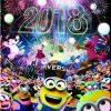 USJお正月イベント2018☆ユニバーサル・スタジオ・ジャパンのカウントダウン&ニューイヤー♪お土産グッズ、限定フード、ハリーポッターショーやパレードも♪混雑必至の年末年始を徹底レポート!