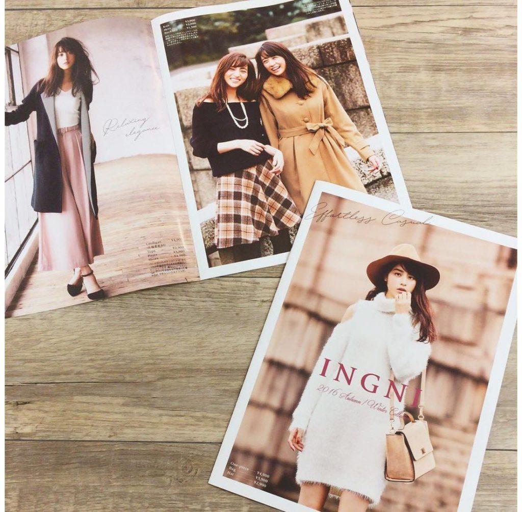 a900f7cc7a6525 イング(INGNI)の新春福袋は毎年、数あるファッションブランドの福袋の中でも特に入手困難だと言われているほど人気の福袋となっています!