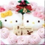 キャラクタークリスマスケーキ2018☆ディズニーリゾート公式ケーキやキティちゃんなどサンリオ、コンビニ…人気&おすすめ☆予約&通販も♪