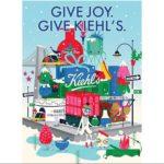 キールズ クリスマスコフレ2018 予約&通販☆人気クリームなどKIEHL'Sの人気スキンケアセット(キット)は可愛いポーチ付き♪男性へのプレゼントにおすすめのメンズコフレも♪