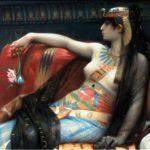 クレオパトラ7世の生涯②カエサルとの出会い 二人の関係は結婚?不倫?絨毯の逸話や子供カエサリオンは?世界史に残る運命の大恋愛